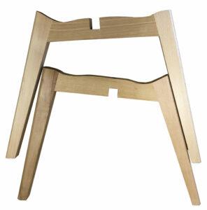 Montage d'une chaise scandinave